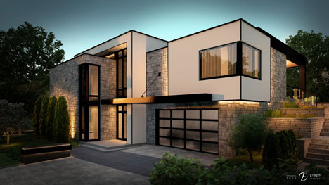 Graph synergie mod lise la nouvelle maison tanguay 2013 for Www conception de la nouvelle maison