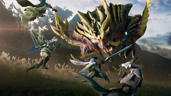 Capcom déclare cinq millions d'unité vendues de « Monster Hunter Rise »