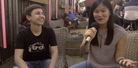 VIDÉO : Charlie Hidalgo et Sherren Lee racontent « The Things You Think I'm Thinking » à SXSW 2018