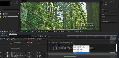 Adobe : Une fonction de Photoshop enfin disponible dans After Effects