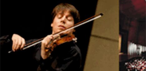 Normal collaborera au spectacle « Joshua Bell in The Man with the Violin »