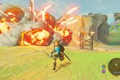 Nintendo dévoile The Legend of Zelda : Breath of the Wild à E3