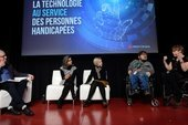 Intelligence artificielle, applications mobiles et robotique au service des personnes handicapées